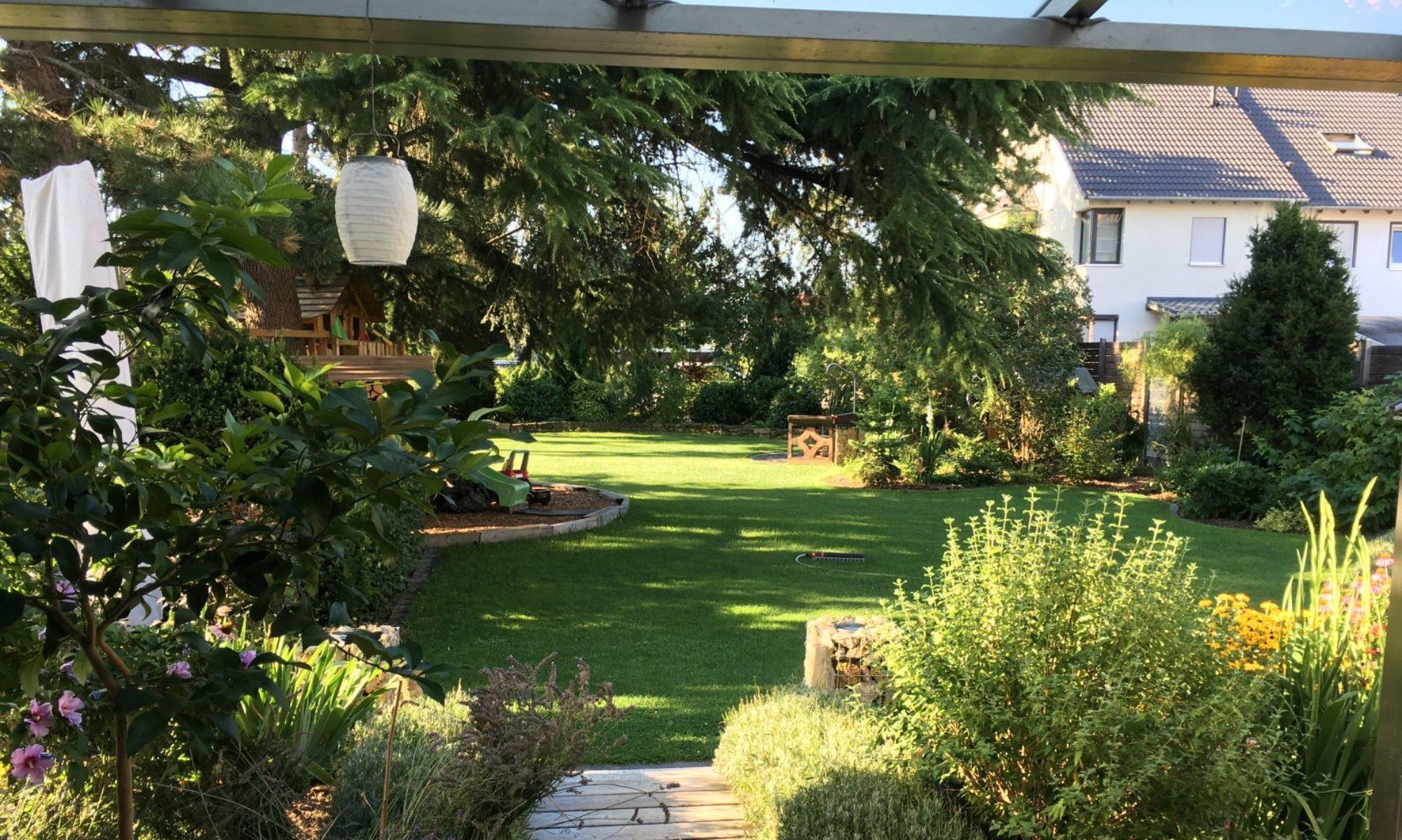 Papa's Garten